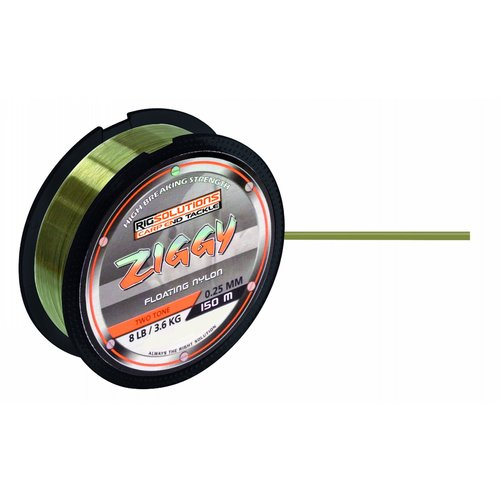 RIGSOLUTIONS ZIGGY FLOATING NYLON TWO TONE 150 M