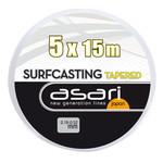 VERCELLI ASARI SURFCASTING TAPERED 220 M 0.18 > 0.52 MM
