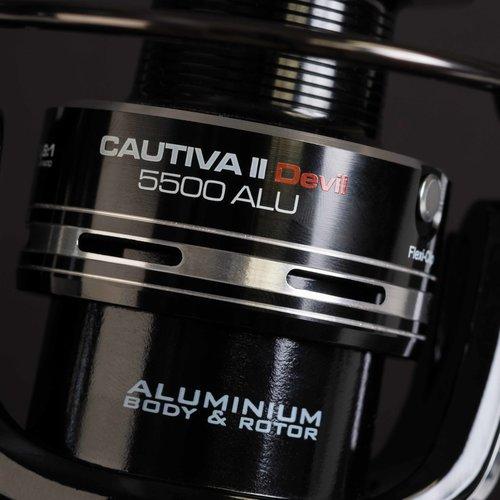 CINNETIC CAUTIVA II DEVIL 5500 ALUMINIUM