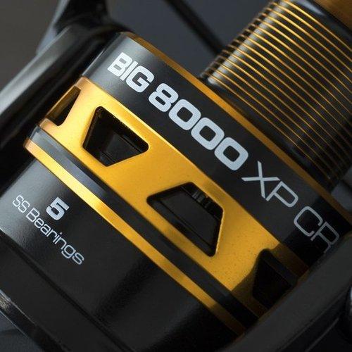 CINNETIC BIG 8000 XP CRBK