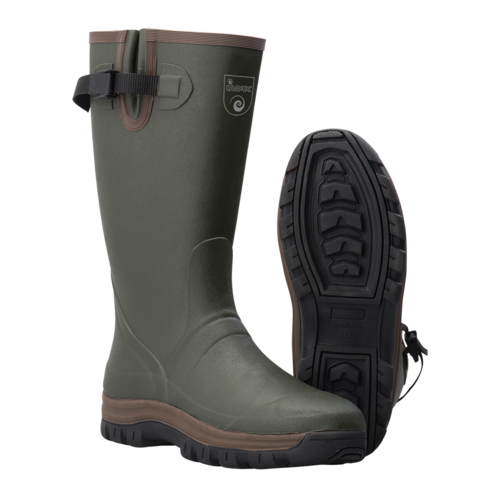 IMAX LYSEFJORD BOOTS RUBBER WITH COTTON LINING GREEN