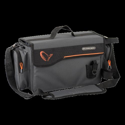 SAVAGE GEAR LURE SPECIALIST SHOULDER BAG L 2 BOXES 16 X 40 X 22 CM