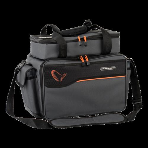 SAVAGE GEAR LURE SPECIALIST BAG L 6 BOXES 35 X 50 X 25 CM