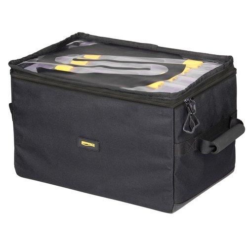 SPRO BOXBAG 125 INC. 4 TACKLE BOXES 40 X 25 X 24 CM