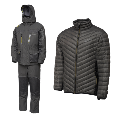 IMAX ATLANTIC CHALLENGE -40 THERMO SUIT GREY
