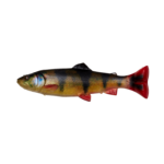 SAVAGE GEAR 3D CRAFT TROUT PULSETAIL 16 CM 53 GRAM