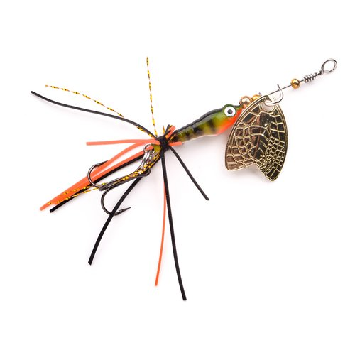 SPRO LARVA MAYFLY SPECIAL TROUT 5 CM 4 GRAM