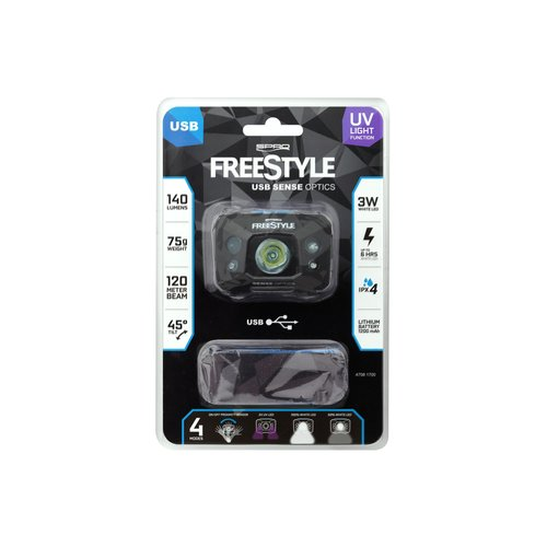 FREESTYLE SENSE OPTICS LED BLACK USB