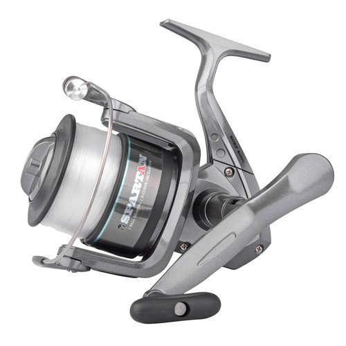 SPRO SPARTAN 6000FD BOAT REEL WITH LINE 0.45 MM