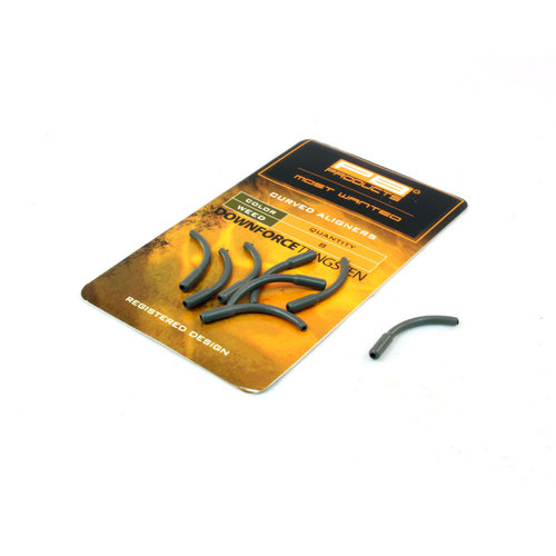 PB DOWNFORCE TUNGSTEN CURVED ALIGNERS WEED P/8