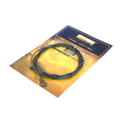 PB DOWNFORCE TUNGSTEN LOADED LEADER WEED 100 MTR