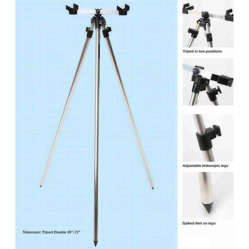 IAN GOLD'S TRIPOD TELESCOPIC DOUBLE 90 > 180 CM
