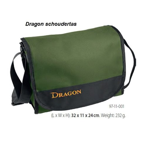 DRAGON TACKLE BAG SCHOUDERTAS