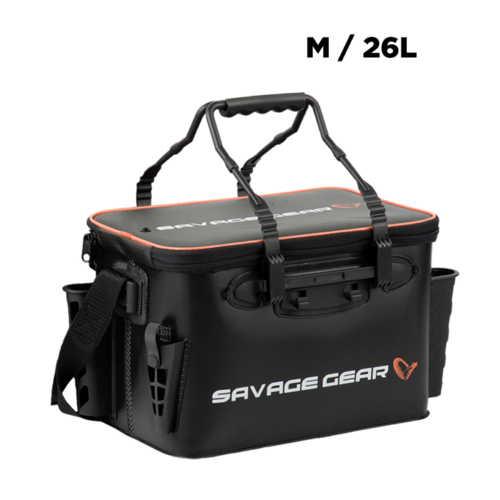 SAVAGE GEAR BOAT & BANK BAG M 50 X 26 X 25 CM 26 LTR
