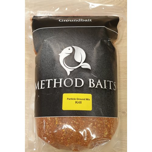 METHOD BAITS GROUNDBAIT PARTICLE GROUND MIX 1 KG