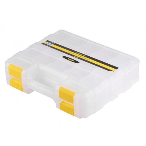 SPRO HD TACKLE BOX DOUBLE SIDE  32 X 27 X 8 CM