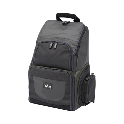 DAM BACKPACK INCLUDING 4 BOXES