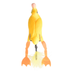 SAVAGE GEAR 3D HOLLOW DUCKLING WEEDLESS S 7.5 CM 15 GRAM