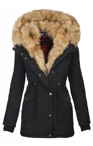 winterjas dames warm