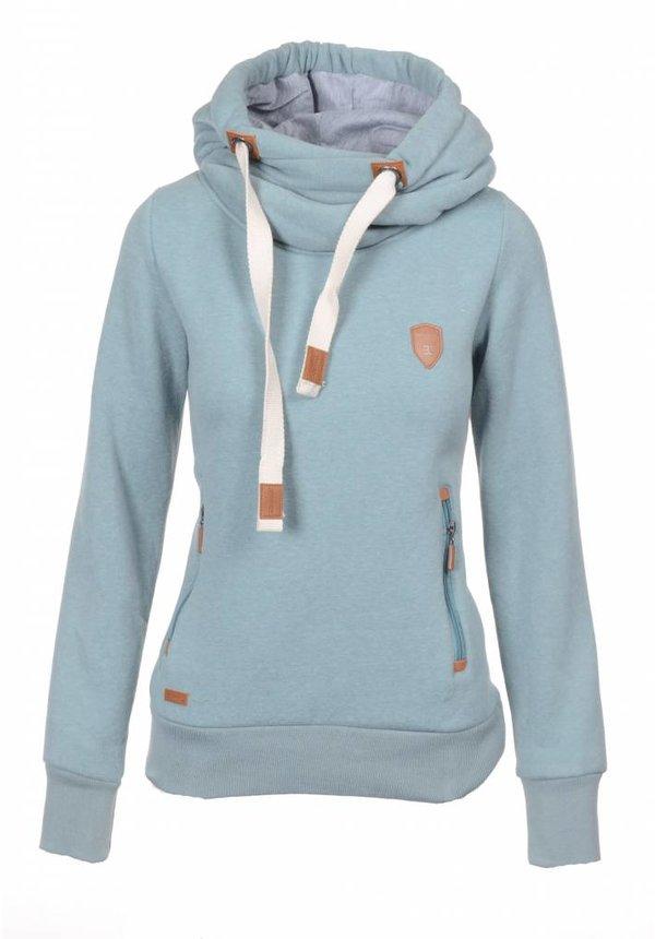 Be cool dames trui / hoodie groen