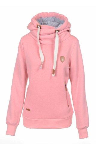 Becool Be cool dames trui / hoodie rose