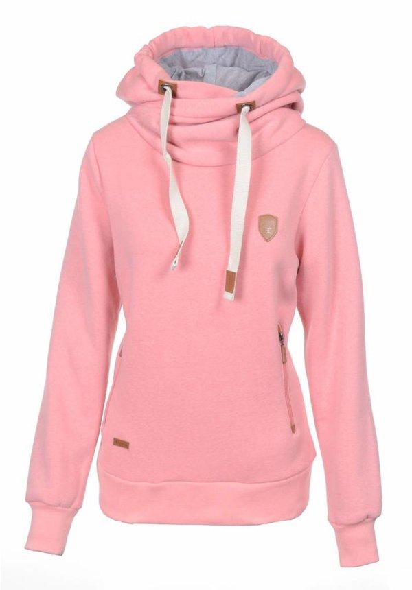 Be cool dames trui / hoodie rose