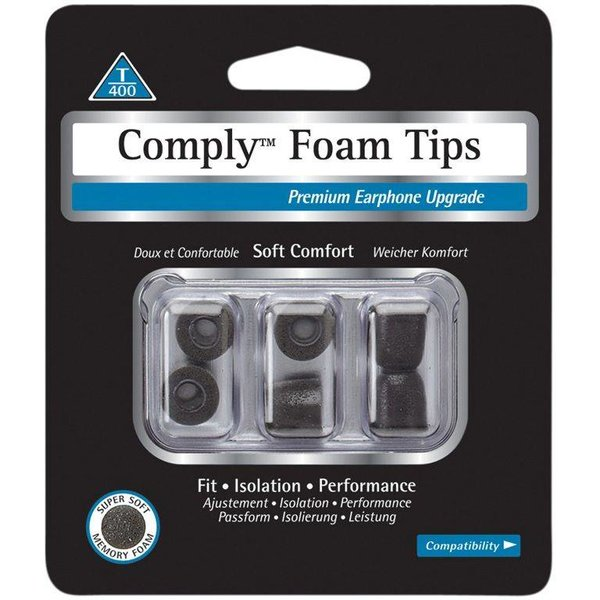 Comply T-serie Foam Tips