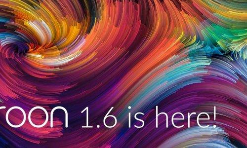 Update nu naar Roon 1.6