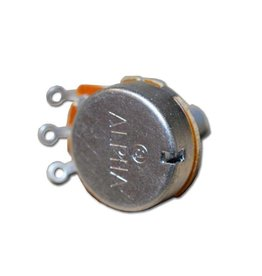 Alpha Potentiometer Reverse Log 50k