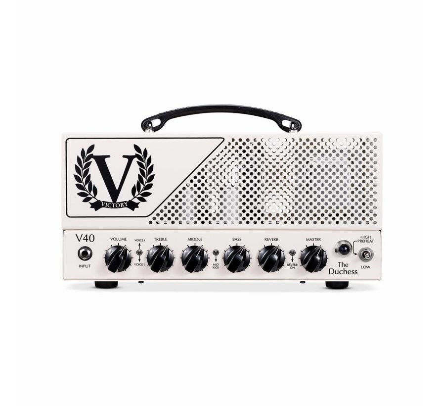 Victory Amps V40 The Duchess