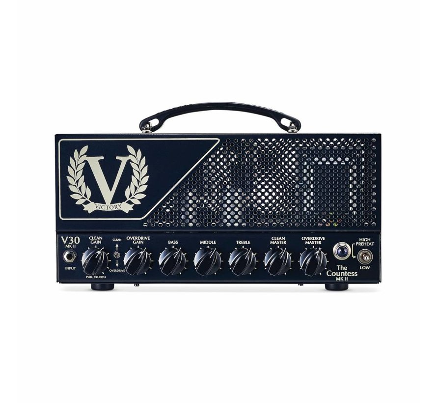 Victory Amps V30 MkII The Countess