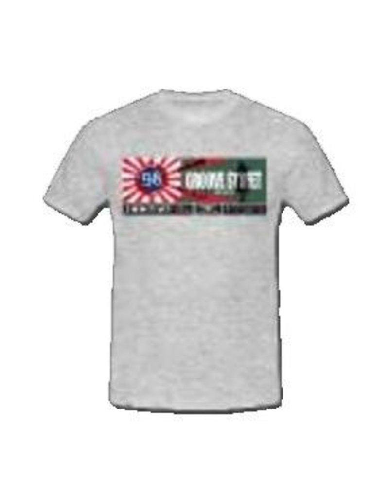 Groove Street Samurai t-shirt grey L