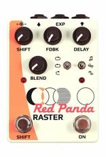 Red Panda Red Panda Raster delay