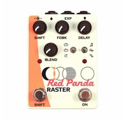 Red Panda Red Panda Raster delay