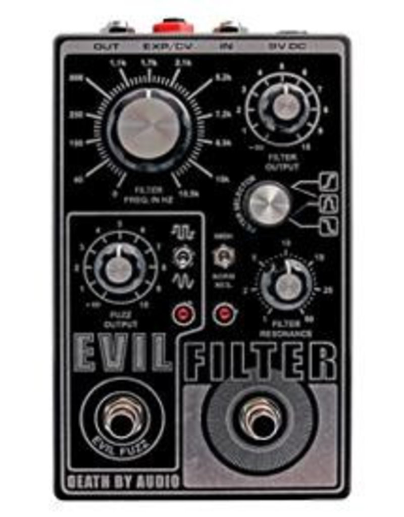 Death by Audio Death By Audio Evil filter