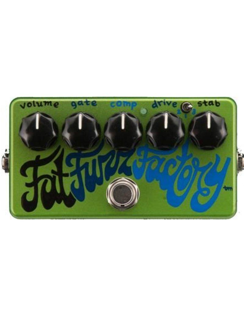 Z.Vex   Fat Fuzz Factory