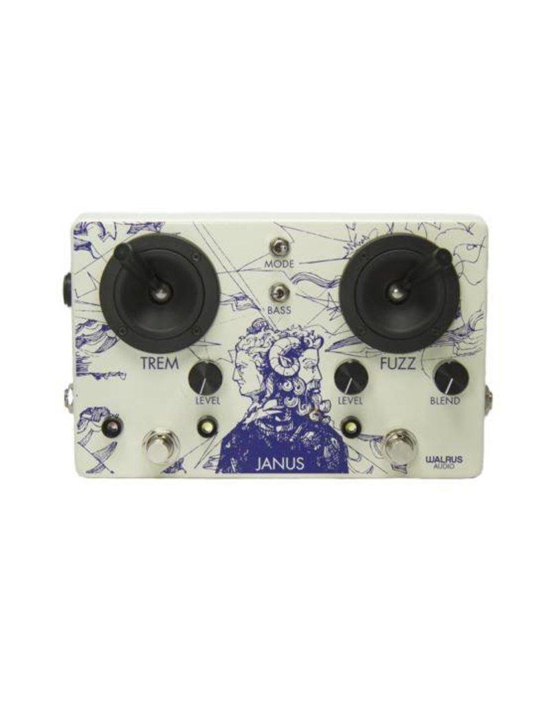 Walrus Audio Janus Tremolo/Fuzz