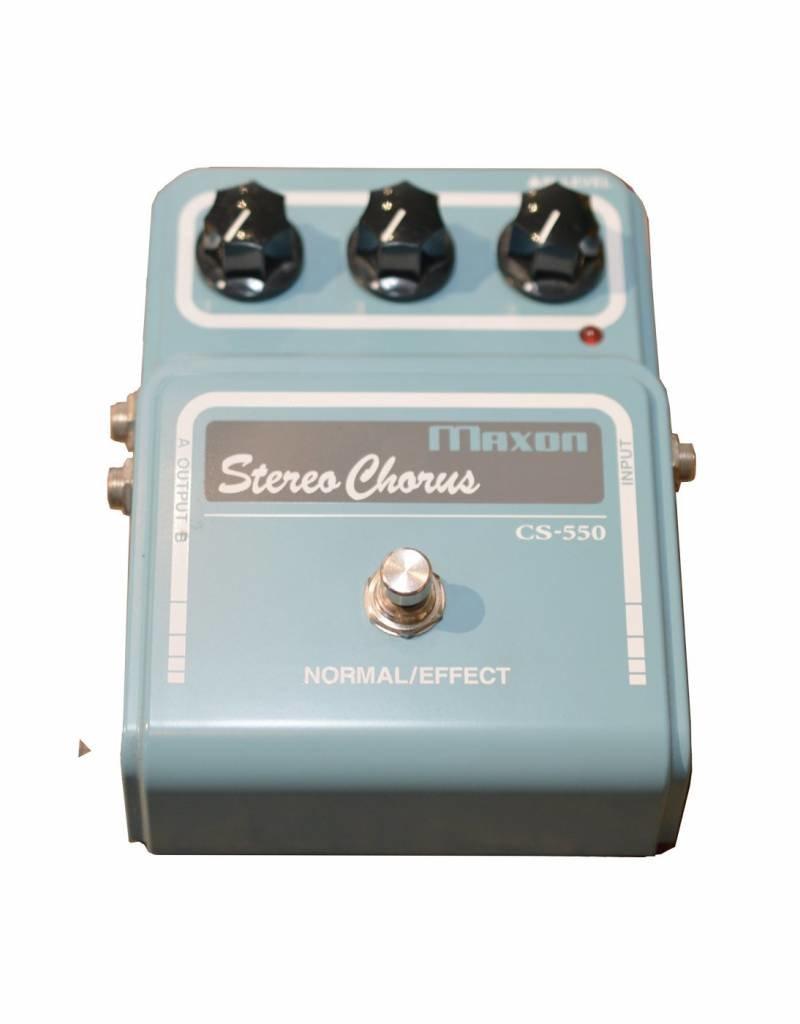 Maxon Maxon Vintage Series CS550 Stereo Chorus