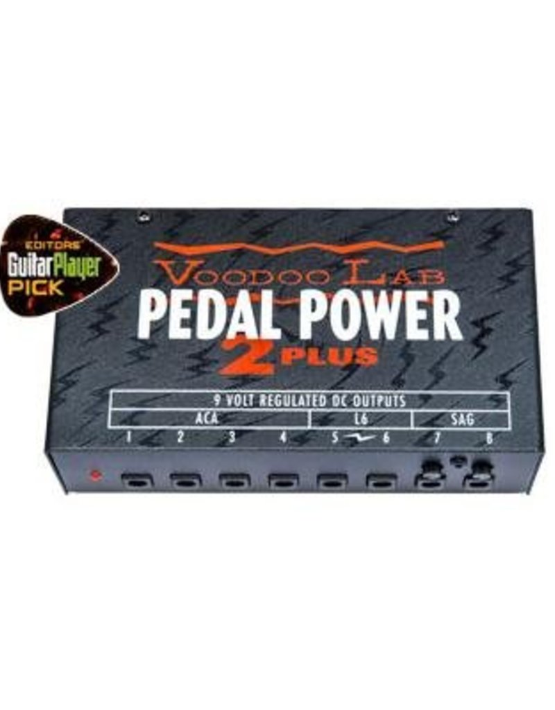 Voodoo Lab Voodoo Lab Pedal power 2+