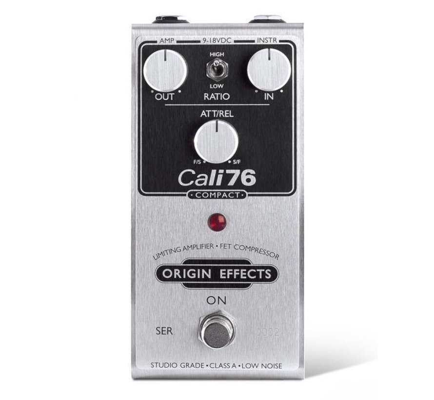 Origin Effects Cali 76 compact compressor