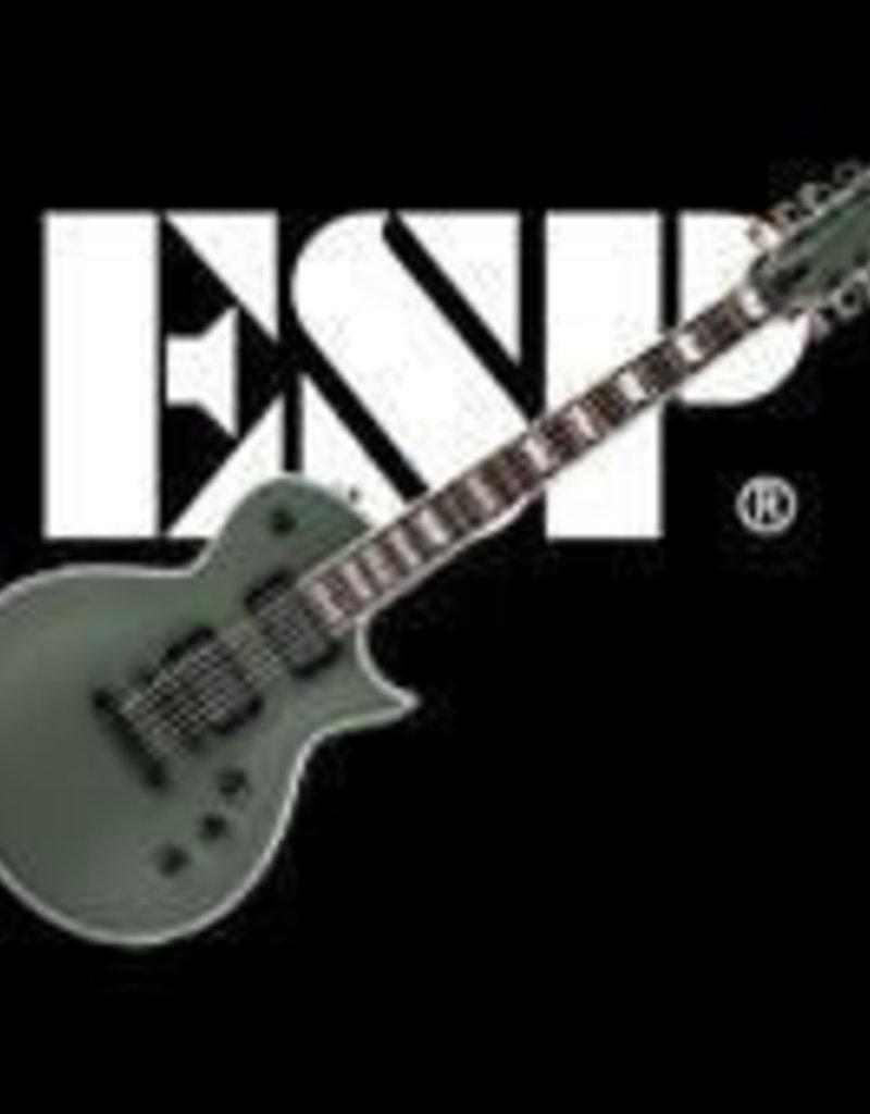 ESP/LTD ESP/LTD EC-401 military green satin