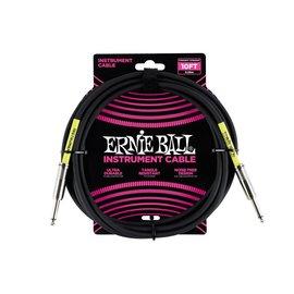 Ernie Ball Ernie Ball Classic cable black s/s 3m