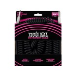 Ernie Ball Ernie Ball Coiled cable black s/s 9m