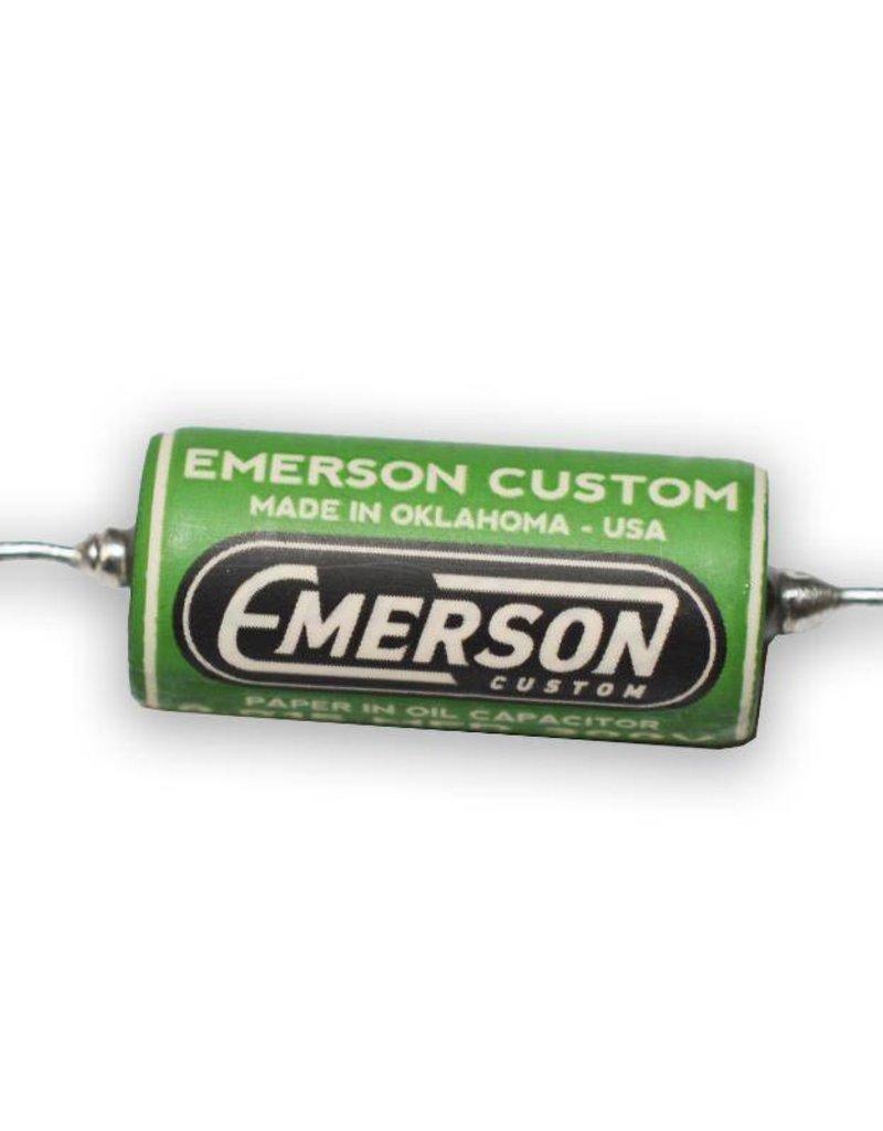 Emerson Emerson Paper in oil capacitor 0.015uf