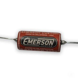 Emerson Emerson Paper in oil capacitor 0.047uf