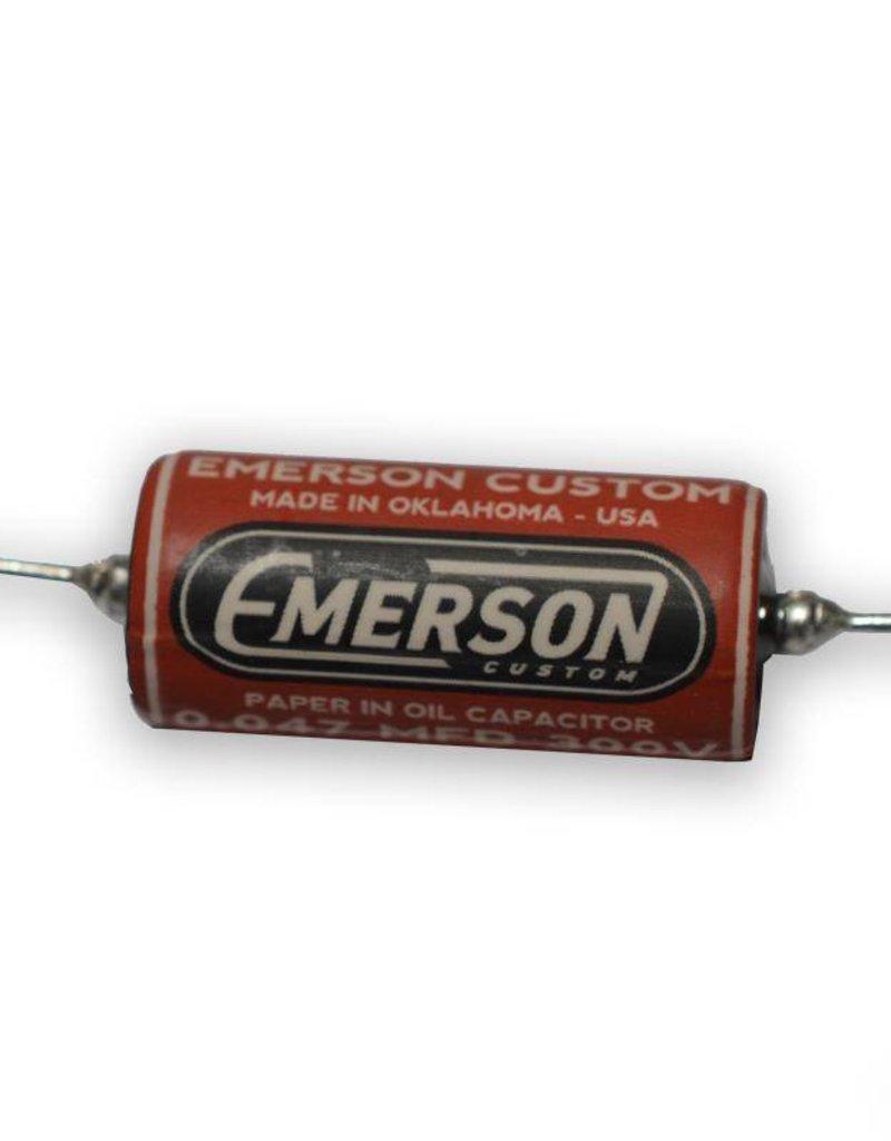 Emerson Emerson Paper in oil capacitor 0.047uf