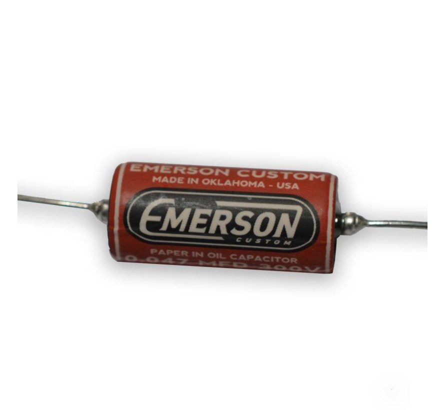 Emerson Paper in oil capacitor 0.047uf