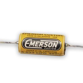 Emerson Emerson Paper in oil capacitor 0.022uf