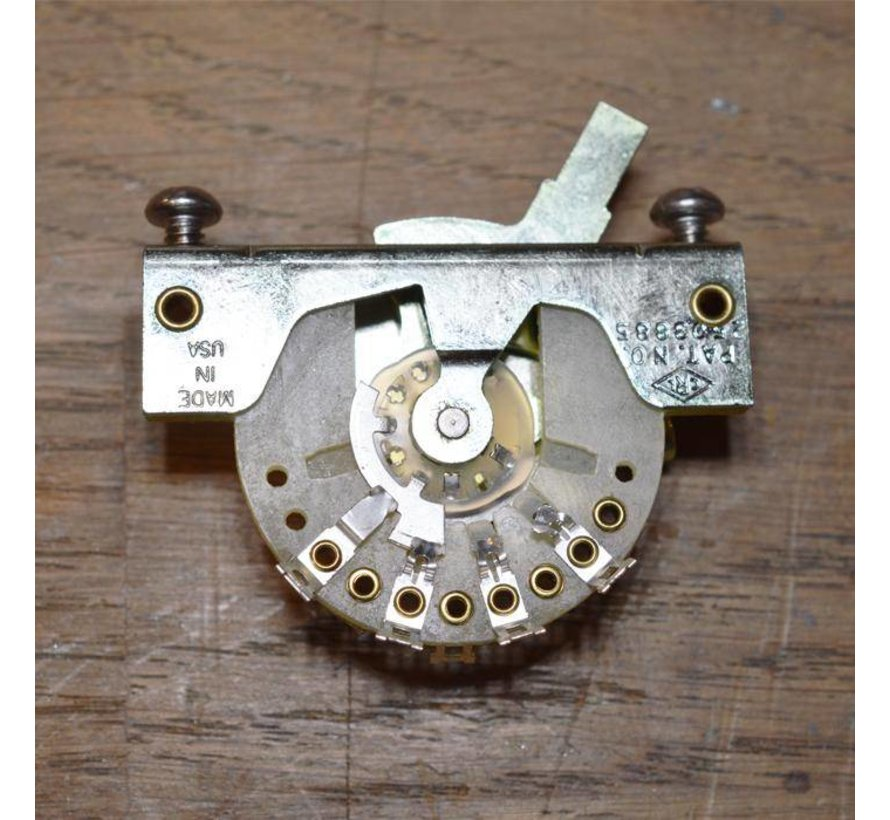 CRL 3-way Lever Switch