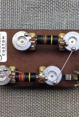 Emerson Emerson Les Paul prewired kit